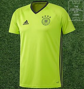 016f402b3 Image is loading Germany-Training-Jersey-Official-Adidas-Football-Shirt-Mens -