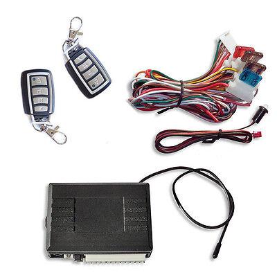 Analitico Kit Telecommande Centralisation Alfa Romeo 145 146 147 156 156 Sw New Design