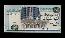 EGYPT 5 POUNDS  1984  PICK # 56b  UNC-. BANKNOTE.