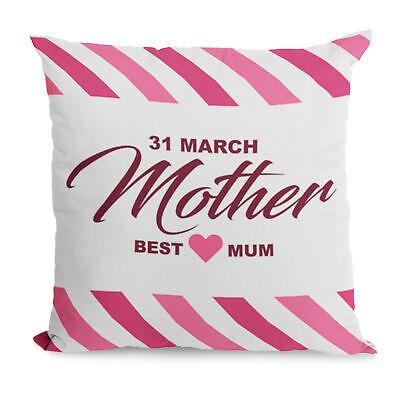 Best Mum Cuscino Regalo Mamme Giorno Figlio Mum Mummia Regalo Compleanno Donna Mam Mamma-mostra Il Titolo Originale Profitto Piccolo