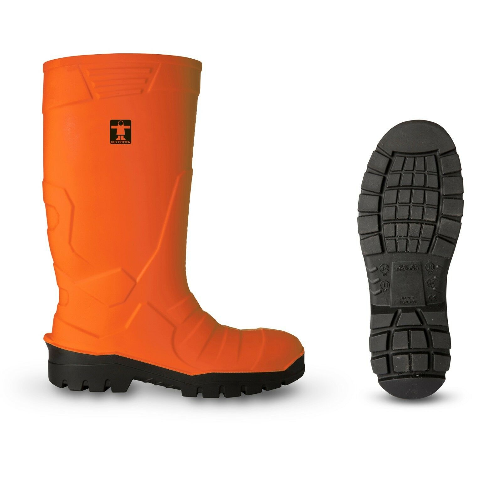 GUY COTTEN FISHING GC ULTRALITE Stiefel / WELLINGTON / FISHING COTTEN / CLEANING & PROCESSING 26e993