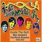 Fourmyula - Inside the Hutt (New Zealand's Pop-Psych Kingpins 1968-1969, 2013)
