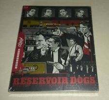 Reservoir Dogs Steelbook Blu-Ray Mondo Art #13 Limited Edition Exclusive OOP New