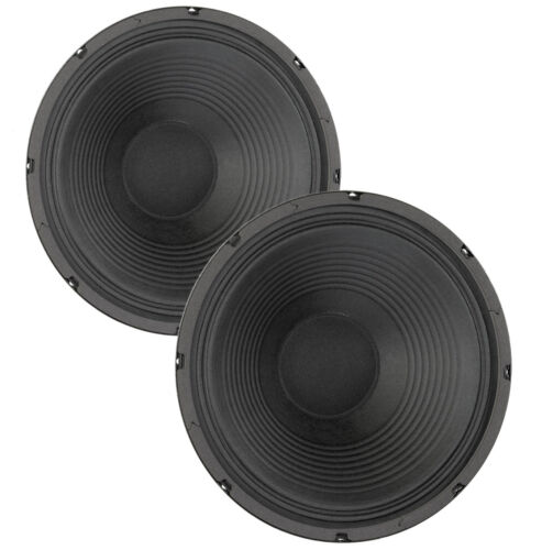 "Pair Eminence Legend GB128 12/"" Guitar Speaker 8ohm 50W101.4dB 1.75/""VC Replacemnt"