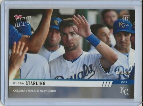 2019 TOPPS NOW SINGLE CARDS WITH COMBINED SHIPPING