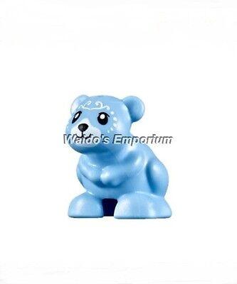 41183 41196 NEW Dark Azure Bear Cub LEGO Elves Animal Blubeary
