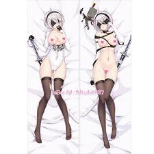 NieR 2B Automata RepliCant Gestalt Dakimakura YoRHa Anime Body Pillow Cover Case