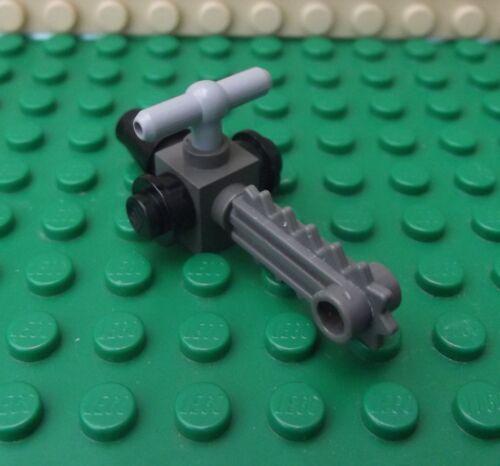 Lego Mini Figure Custom Built Chainsaw Mini Accessory Different Colours Tree Cut