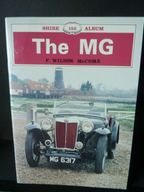 The MG by F.Wilson McComb (Paperback, 1994 )  (152)