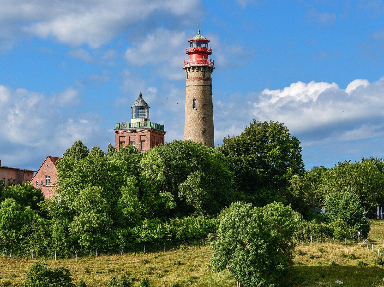 Puzzle Kap Arkona mit 100,200,500,1000 und 2000 Teile,Ostsee,Leuchttürme,Rügen  | Roman