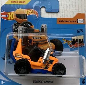 2020 Hot Wheels Grass Chomper #TREASURE HUNT# Brand NEW