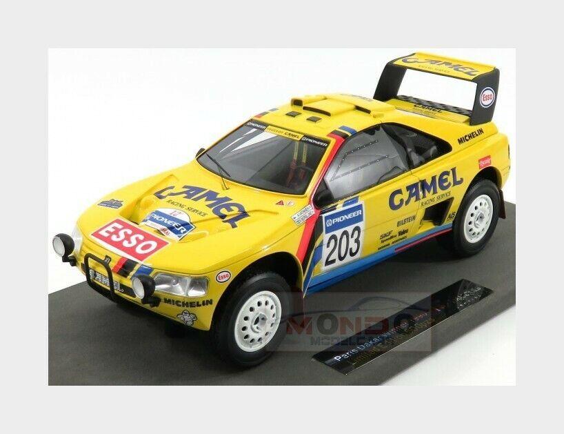 La 405 turbina T16 campeón rally París París París 1990 marca 1  18 tmpd03a bf9