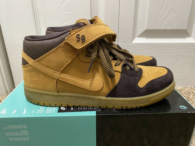 NIKE SB DUNK MID PRO LEWIS MARNELL