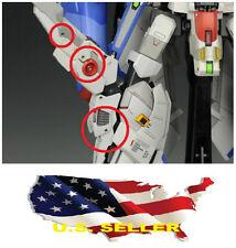 ❶❶Metal Detail Up 1.6mm Air Hole Parts Set For Bandai MG HG Gundam US seller❶❶