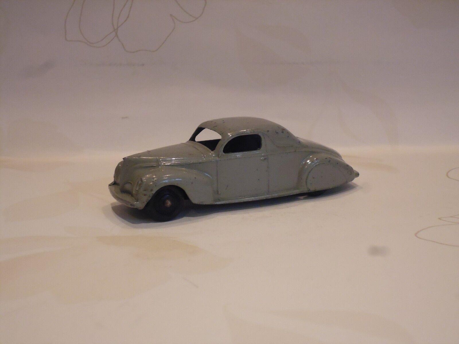 Dinky Toys-Vintage Todo Original Lincoln Zephyr Coupe no. 39c-Buen P W COND.