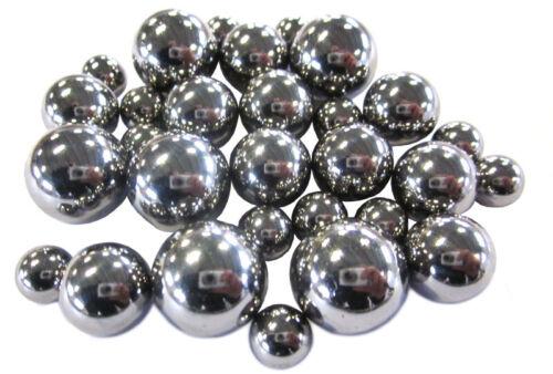 "200 Stück  Präzise Stahlkugel 1.588 mm   Steel balls 1//16/""   DIN 5401   100Cr6"