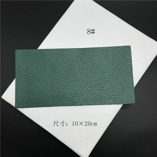 1Piece Leather Patches Self-Adhesive Clothes Trousers Cover Shoes Fix Sofa DIY