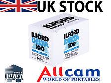 Ilford Delta 100 35mm 36 Exposures ISO 100 Black & White Negative Film