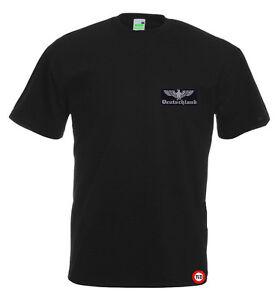 OLD-SCHOOL-T-Shirt-Deutschland-mit-Reichsadler-schwarz-S-XXL-629-0