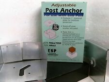 USP Structural 6x6 Post Anchor PA-66-TZDP