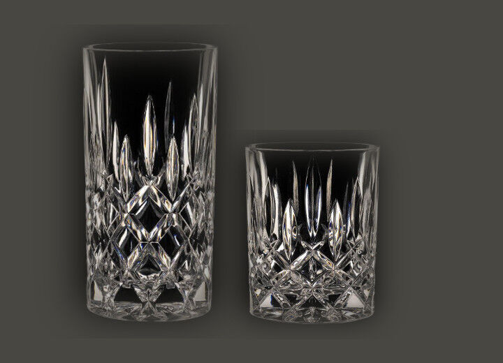 Vorteilsset Noblesse 6 Tall and 6 Whisky glasses by NachthomHommes, 1. Choice