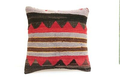 Antiques Killim Pillow Cover,throw Pillow,bohemian Pillow,rustic Pillow,multi Colorpillow Smoothing Circulation And Stopping Pains