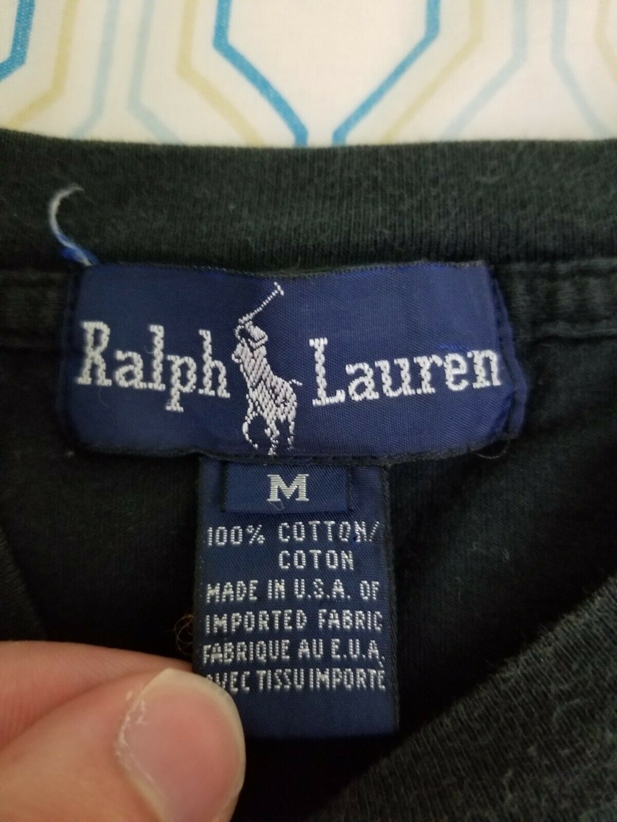 VTG 80s 90s Polo Ralph Lauren Polo Bear T Shirt B… - image 2