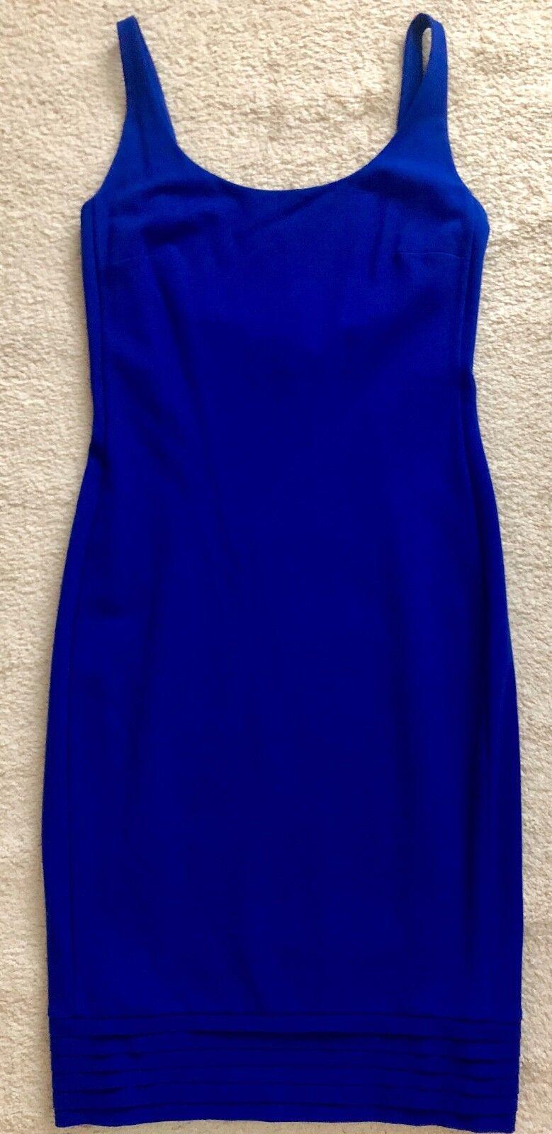 DVF Diane von Furstenberg Clean Bridget Bridget Bridget Dress Atlantic bluee Dress sz 10 & 8 NWT c0a21d