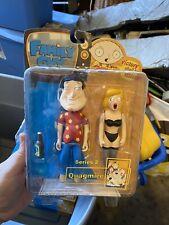 Family Guy Glenn Quagmire Action Figure Series 2 RARE MIB Mezco Toy Giggity!