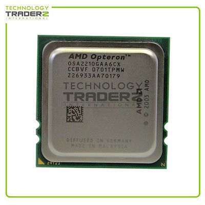 AMD Opteron Dual-core 2210 1.80GHz Processor OSA2210GAA6CX