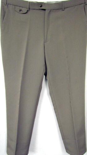 Nouveau Chino Classic Hommes Tissu pantalon clair kaki gris grande taille 62 68 langgr 118