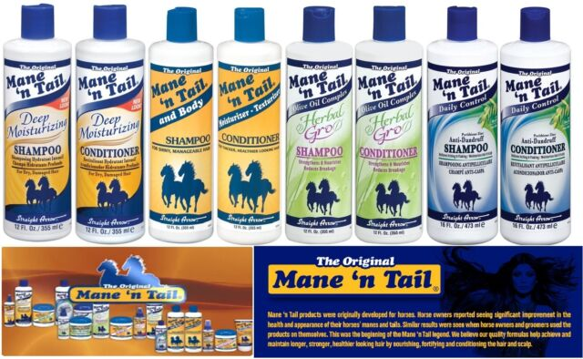 2X Mane n Tail Various Shampoo and Conditioner