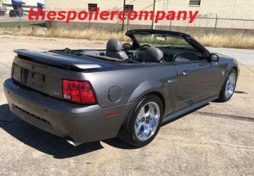 "UN-PAINTED-GREY PRIMER FINISH REAR SPOILER FOR 1999-2004 FORD MUSTANG /""GT-STYLE/"""