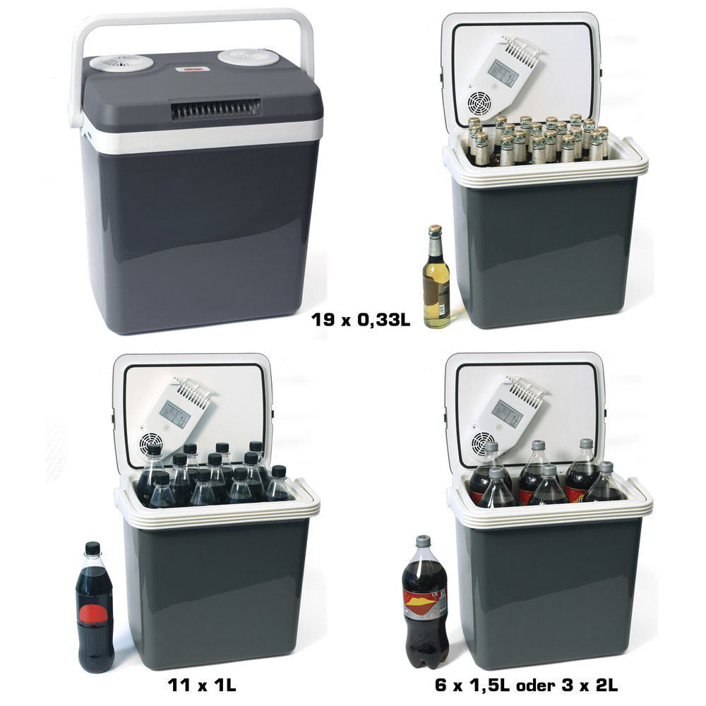 Kühlbox 12V/230V 32L 32L 32L ELektro Elektrische Thermoelektrische Mini Kühlschrank 8adcd0