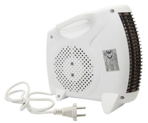 1000W//2000W Heizlüfter Mobile Schnellheizer Heizgeblaese Lüfter Heizung Elektro