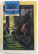 Nancy Drew #77 THE BLUEBEARD ROOM ~ Carolyn Keene ~ 1st Edition Hardcover