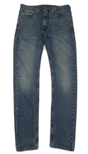 Levi's 510 Men's Medium Blue Skinny Fit Stretch De