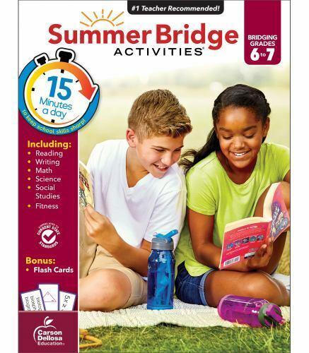 Summer Bridge Activities Ser.: Summer Bridge Activities ...