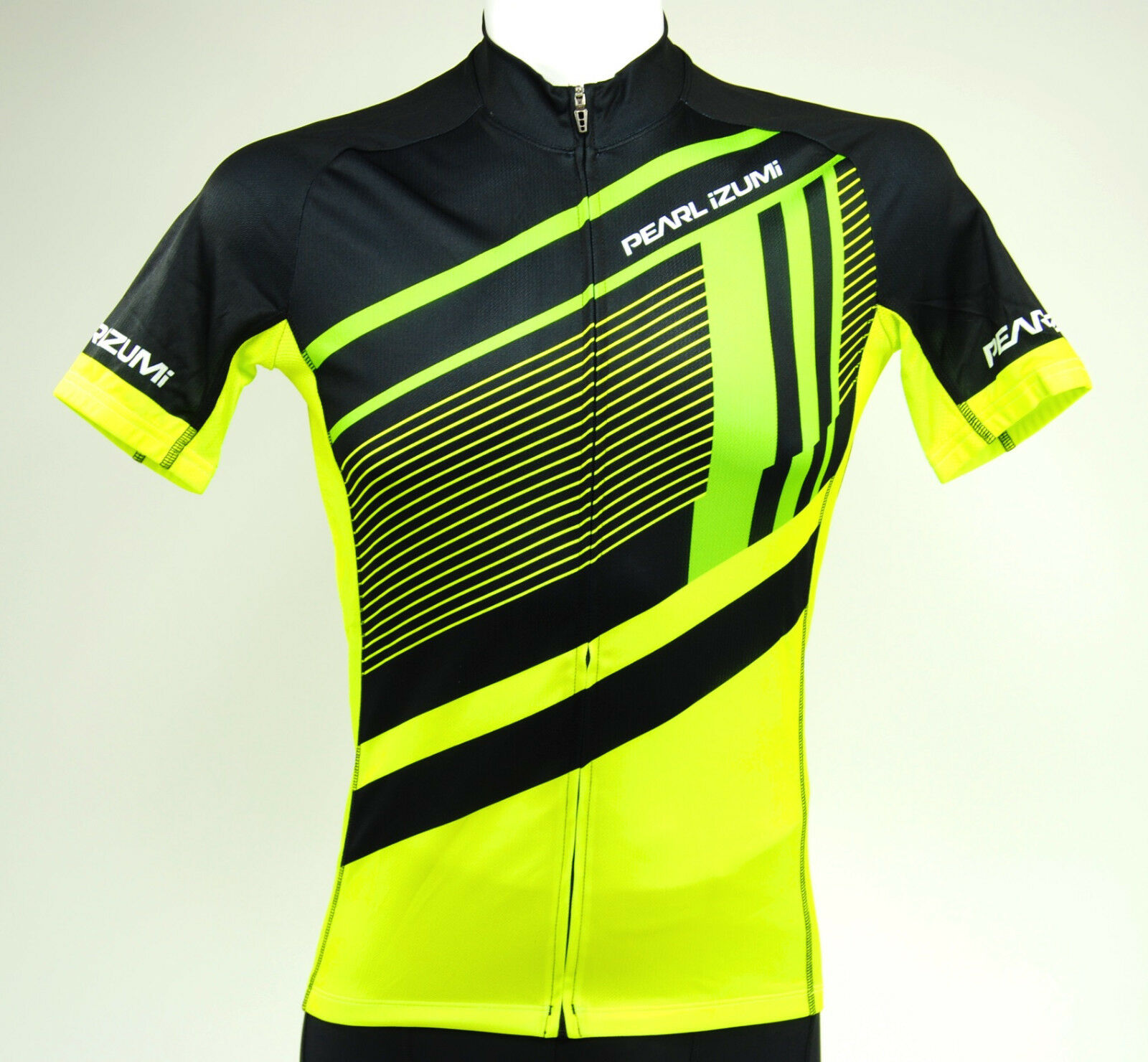 Pearl Izumi Elite Escape Ltd Cycling Jersey, Ascend Screaming Yellow, Small