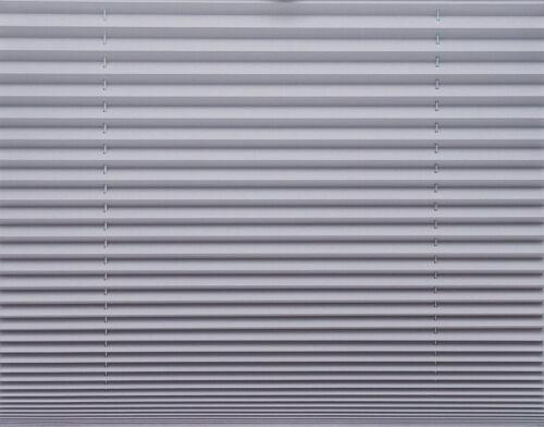 Thermo Noir Out Plissée Store Pliable Gris Taupe Argent 100/% Gradation Store