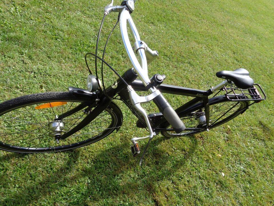 Herrecykel, Kildemoes Citybike, 51 cm stel
