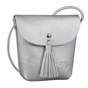 2019 Nouveau Style Tom Tailor Sac À Bandoulière Ida Flapbag Silver ModéLisation Durable