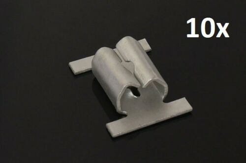 Para Fiat Bravo doblo ducato grande punto 10x parece bornes de bajo protección del suelo