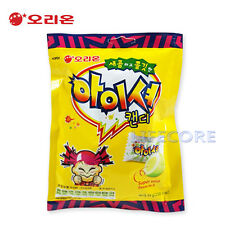 Orion Super Extreme Sour Chewing Soft Candy ICIOU Korean Candy Apple Flavor 54g