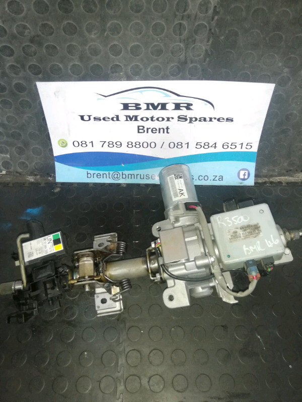 OPEL CORSA GAMMA COMPLETE ELECTRONIC STEERING COLUMN FOR SALE R3500