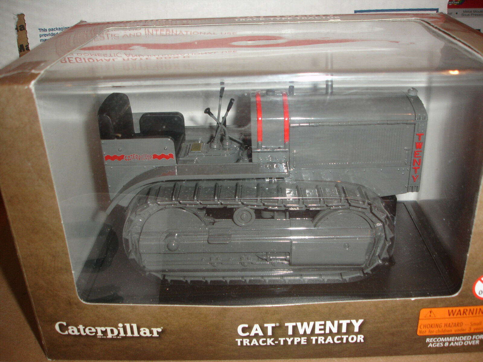 1 16  caterpillar twenty in box