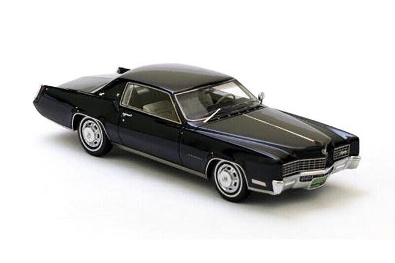CADILLAC Eldorado 2d coupe 1967 modellololi di scala neo 1 43 NEO44106