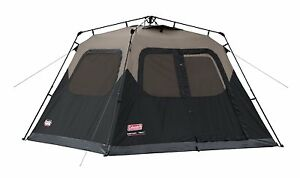 Image is loading EZ-Pop-Up-Tent-Instant-Easy-Set-Up-  sc 1 st  eBay & EZ Pop Up Tent Instant Easy Set Up 6 Man Person Camping Screen ...