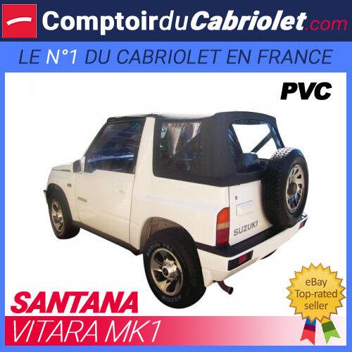 Capote 4x4 Vitara MK1 cabriolet en PVC