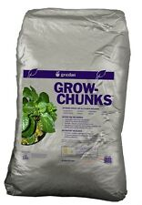 "GroDan Rockwool Grow Chunks - 2 CU/FT Bag 3/4"" Cubes SAVE $$ W/ BAY HYDRO $$"